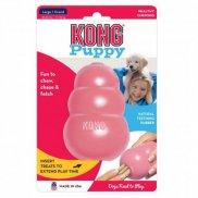 Brinquedo Recheável Kong Puppy -Filhotes- Rosa