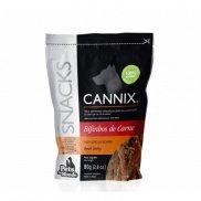 Snack Natural Beef Jerky Cannix – Língua bovina - 80g